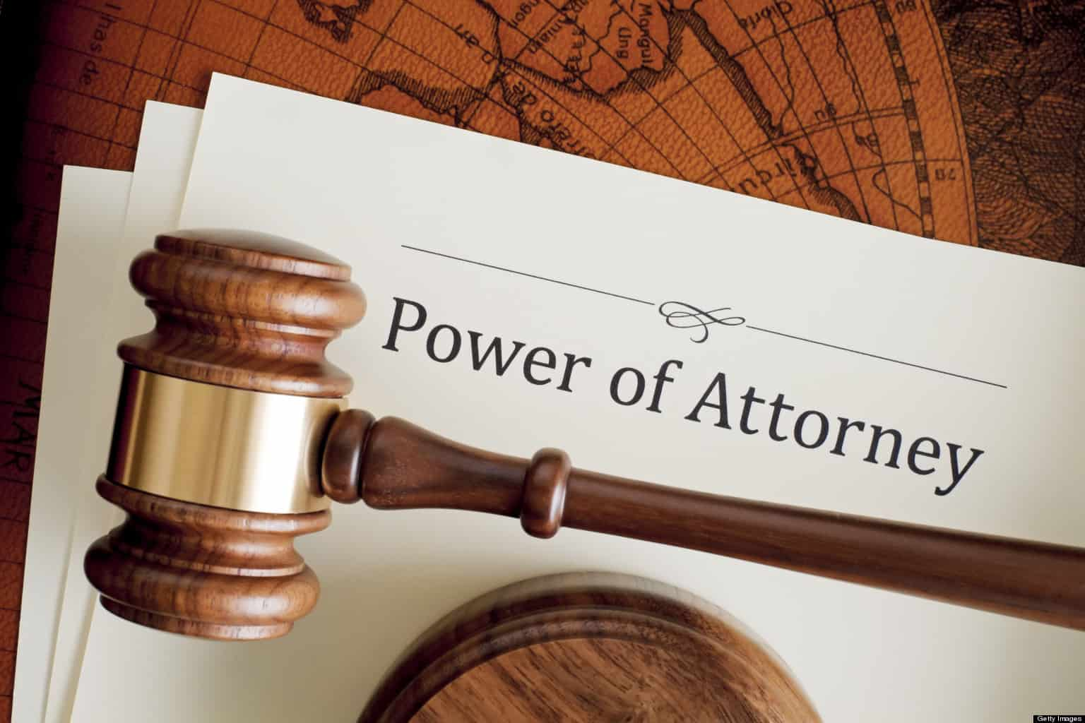 Beginners Guide to Power of Attorney