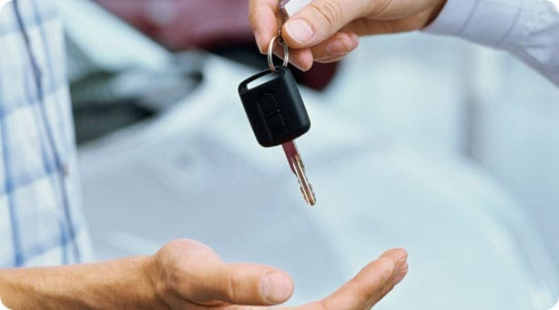 Options When Financing A New Car