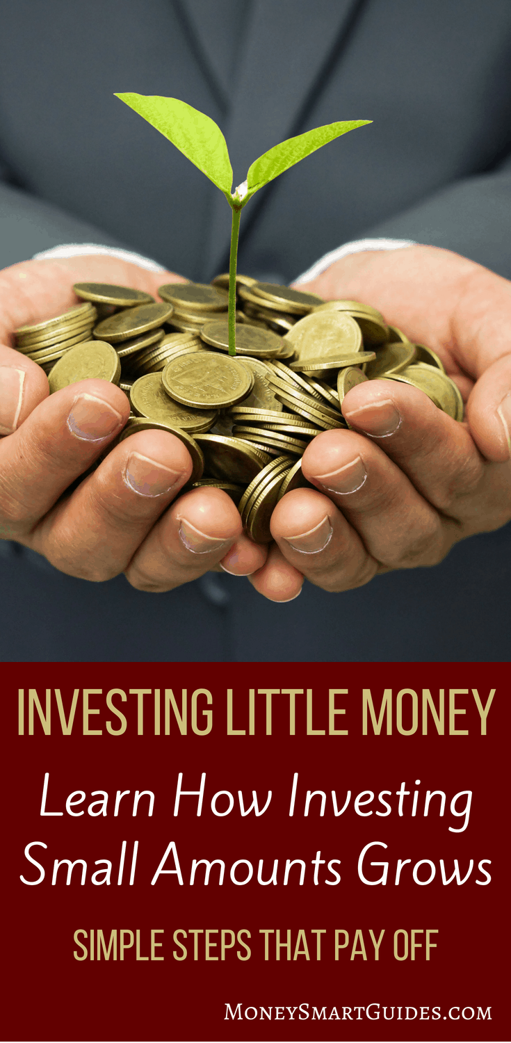 How To Skyrocket Your Wealth By Investing A Small Amount Of Money | If you don't have a lot of money and think you can't afford to invest, you are wrong. You can begin investing even with a tiny amount of money. Click through to learn how easy it is!