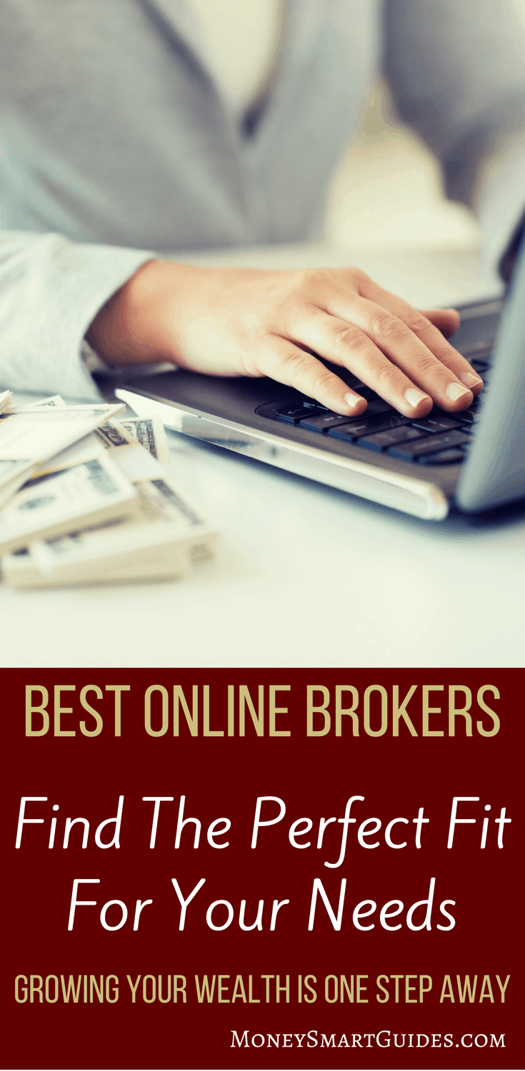 The Ultimate Guide To Finding The Best Online Broker | If you are looking to invest your money, you need to find an online broker that meets your needs. This post walks you through what to look for and which brokers are the best in various categories. Click through to learn more!