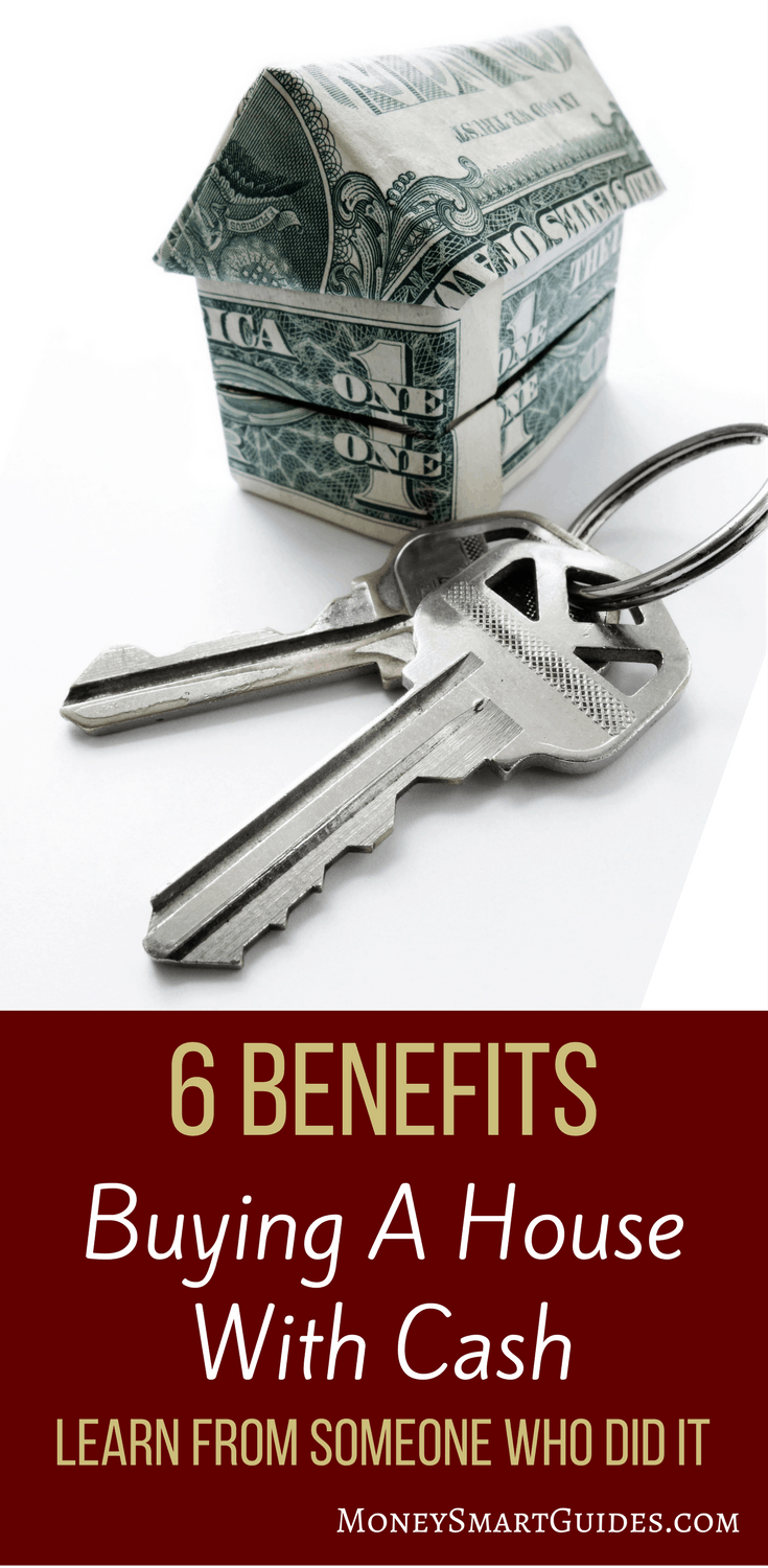 6 Kickass Benefits Of Buying My Last Home With Cash | Are you looking to buy a house with cash? Learn the many benefits of buying a house without a mortgage. This is a perfect way to become a home owner if you have bad credit. Click through to read the post!