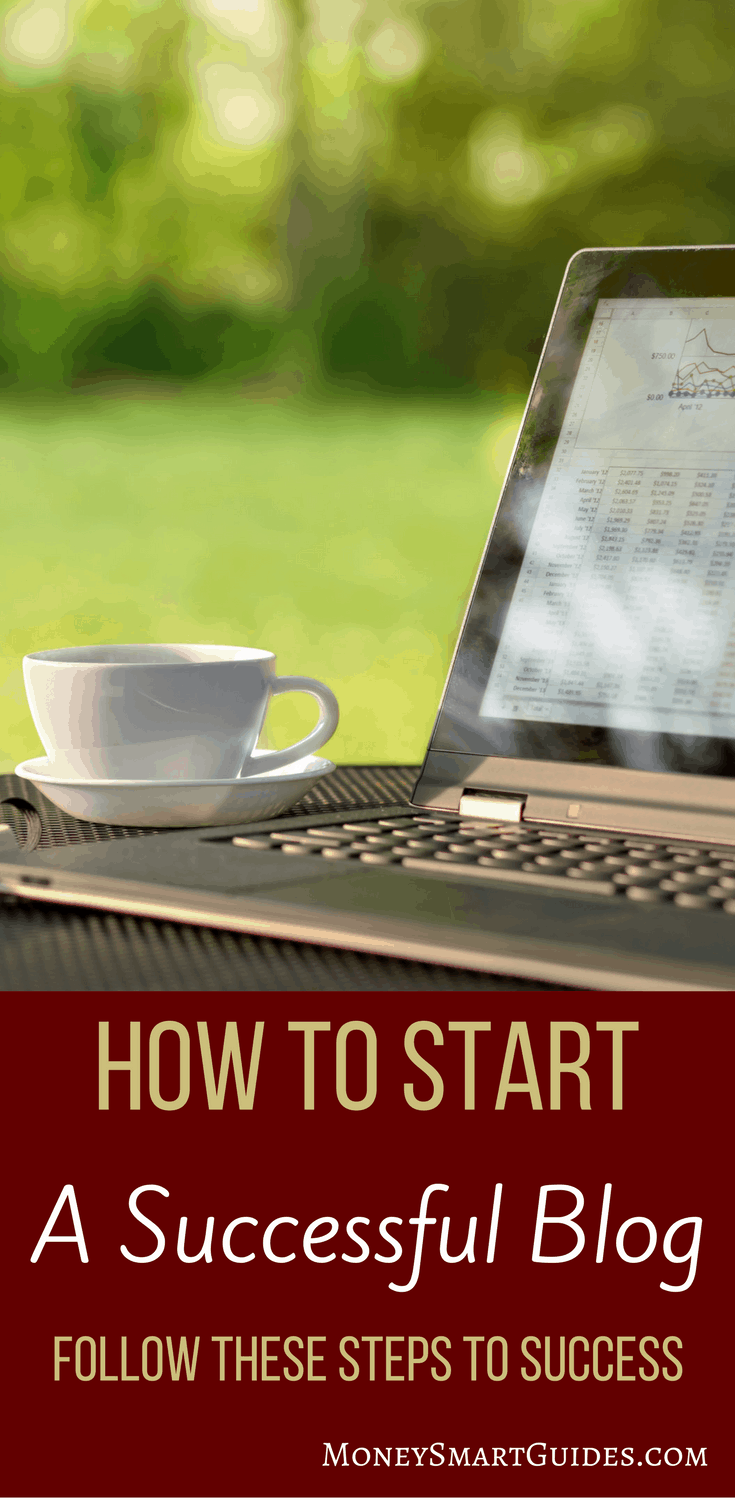 Step By Step Guide To Start A Blog and Quadruple Your Wealth | Are you looking to starting a blog for money? Learn the best ideas and tricks for building a blog, growing your traffic, design tips, and post topics. Perfect for beginners. Click through to read the post!