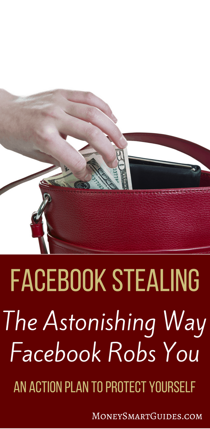 The Astonishing Way Facebook Is Stealing Your Money   Do you know that Facebook is keeping you poor? Yeah, the site you visit most often is holding you back from becoming rich. Click through to learn how to stop this!