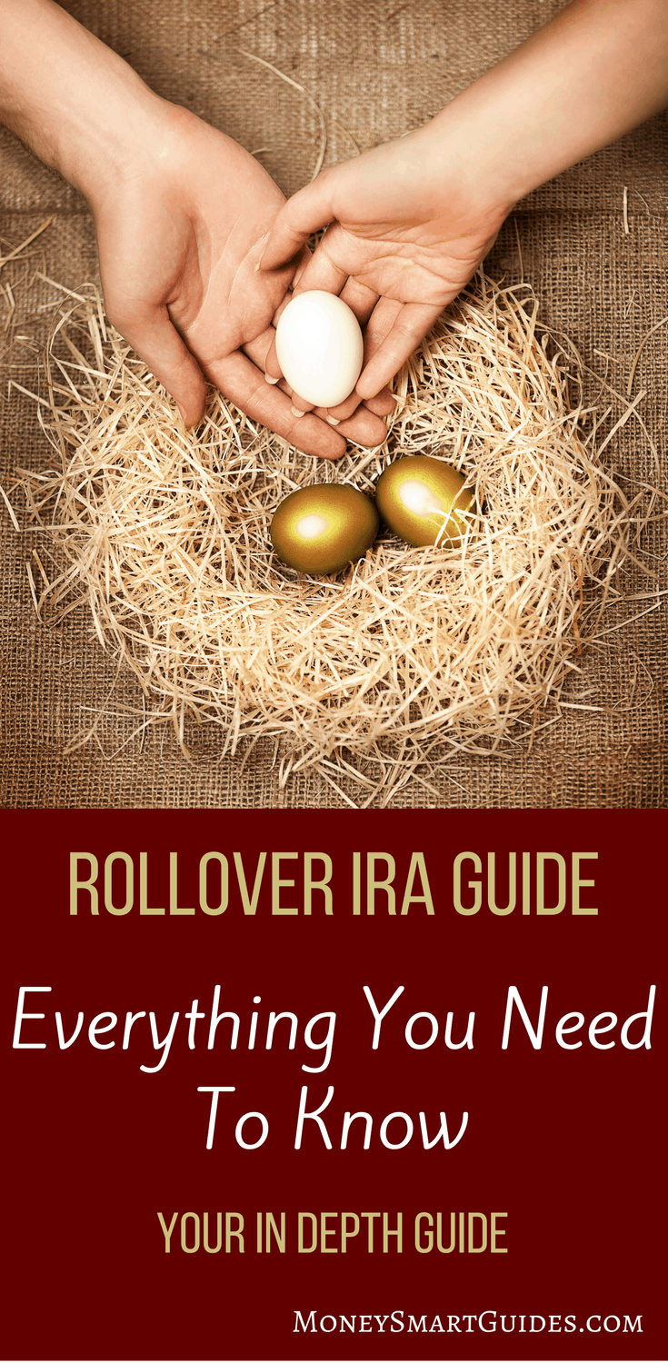 The Ultimate Guide To Easily Roll Over Your Retirement Plan Into An IRA | It was confusing to me what I should do with the money in my retirement plan when I switched jobs. Luckily here is an in depth resource that helped. I'm sure it will help you too. Click through to learn more!