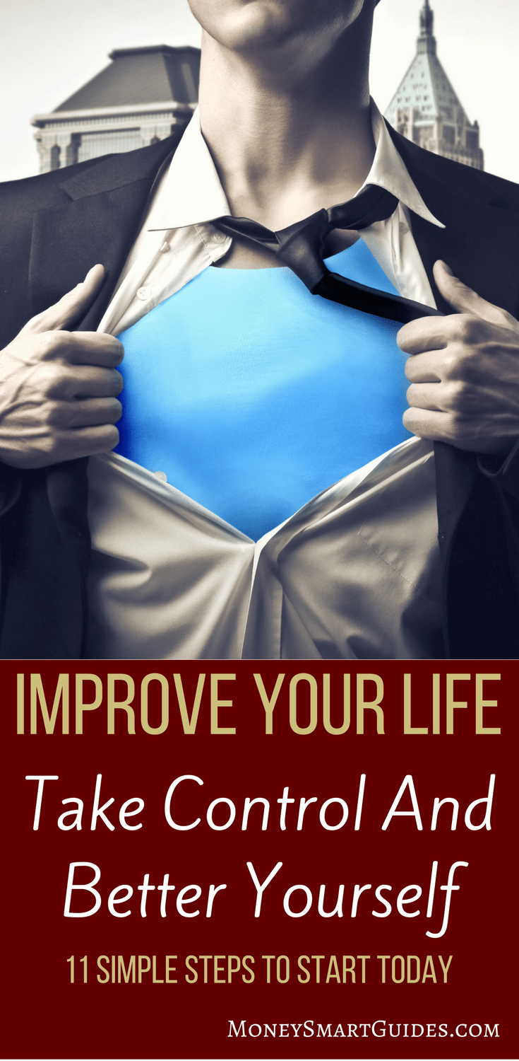 11 Simple Tips to Improve Your Life Instantly | Are you struggling in life? Do you need a change? Click through to learn about 11 simple tips to improve your life starting today!