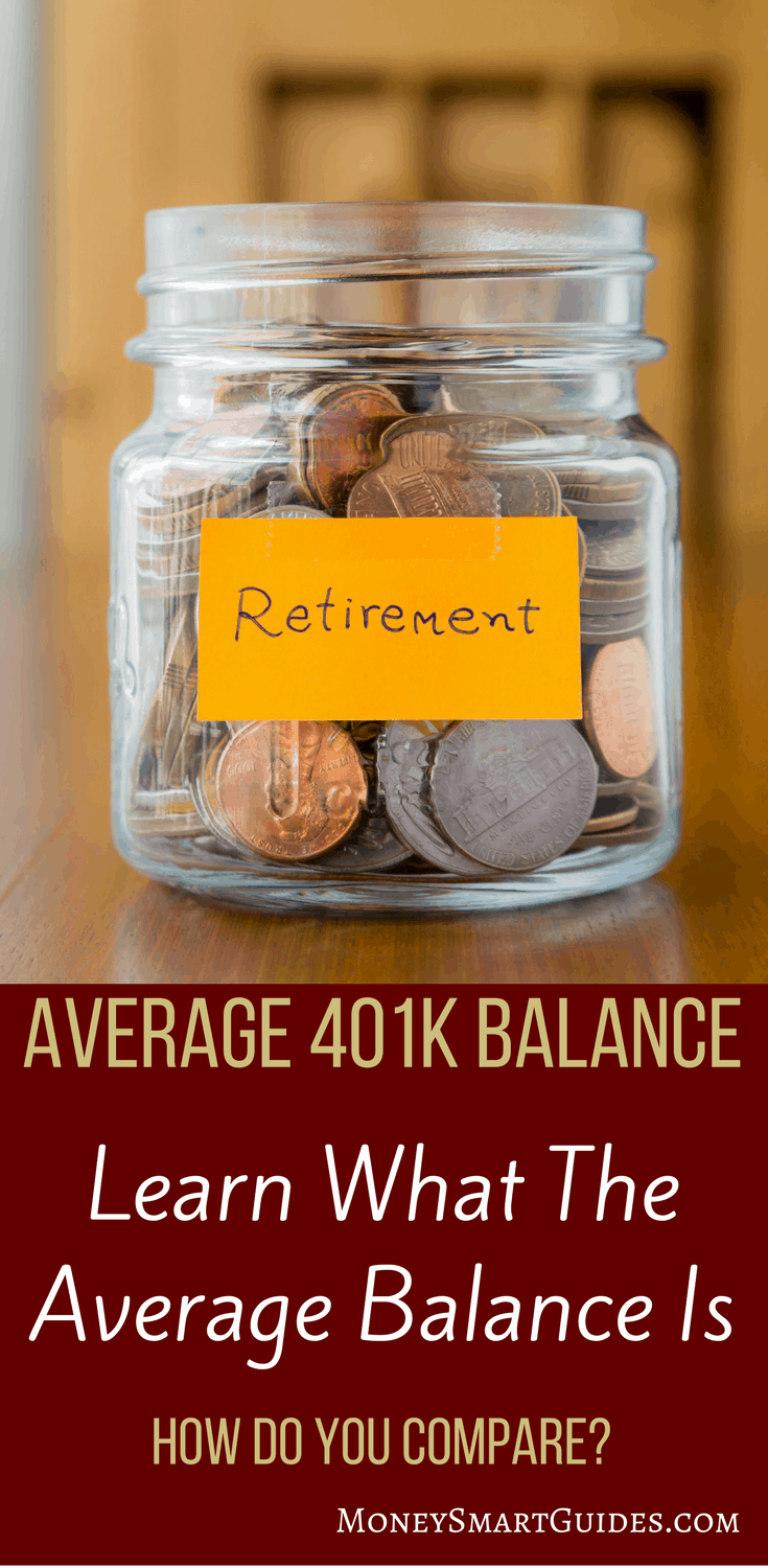 The Surprising Average 401k Plan Balance By Age | Are you curious to know if you are saving enough for retirement? Want to know how your savings compare to others? I did the research to find out and present it all in this post. Click through to see where you stand compared to your co-workers 401k plan.