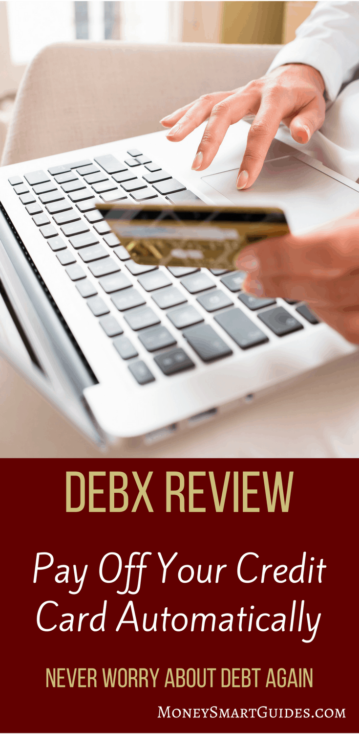Debx: Helping You To Automatically Stay Out Of Credit Card Debt | Do you wish you could use credit cards and not have to worry about getting into credit card debt? Well now you can! I found this amazing app that lets you use your credit card to earn rewards but never get into credit card debt. Click through to learn more!