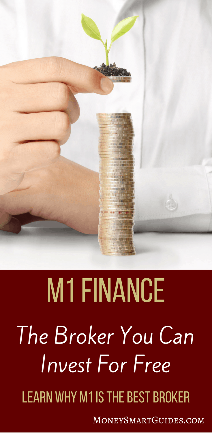 M1 Finance Review: The Future Of Investing Is Here Now | Looking to invest for free? M1 Finance allows you to invest in stocks and ETFs completely free! And unlike with Robinhood, you aren't limited to the stocks you can invest in. Click through to learn more about M1 Finance!