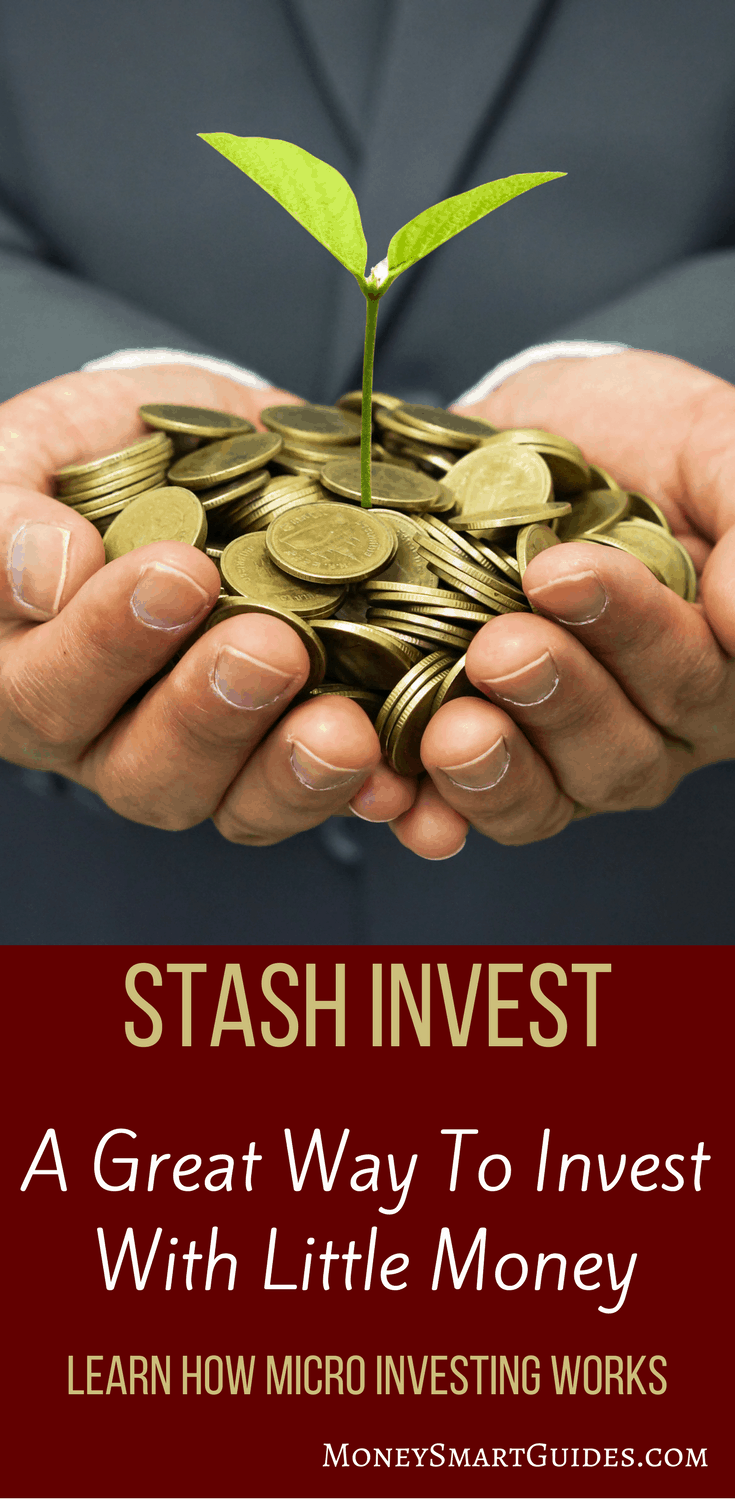 Stash: An Easy Way For Beginning Investors To Invest | Stash is an excellent micro investing broker for those who want to start investing but don't have a lot of money to invest. Click through to learn how Stash is a great option to help you build your wealth!