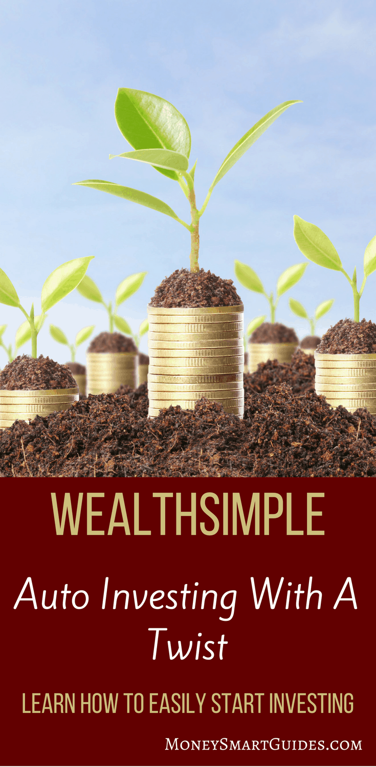 Wealthsimple Review: A Robo-Advisor With A Twist   Are you looking for an easy way to start investing? With Wealthsimple, you answer a few questions and they take care of the rest. You will be investing your money and letting it grow while you sit back and relax! Click through to learn more!
