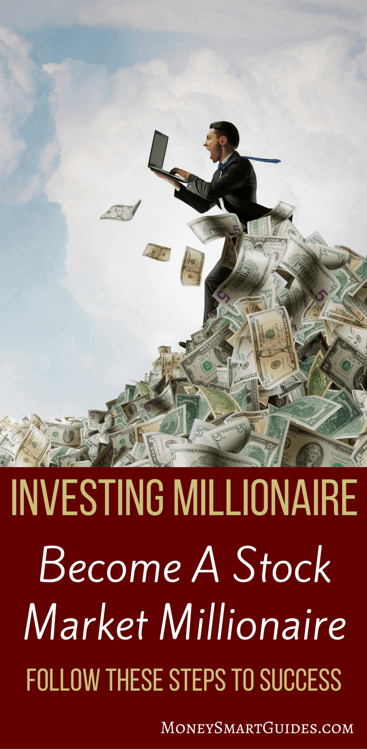 The Proven Way For You To Become A Stock Market Millionaire | If you want to know how to start investing or are in your 20s, 30s, 40s or 50s and have been investing without success, you need to read this. It shows you how to invest and make money in the market. Click through to learn how!